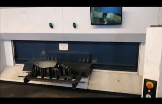 Macchina per taglio laser TRUMPF TruLaser Cell 8030 L45