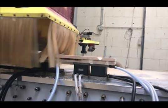 HOMAG OPTIMAT BOF 31/40/G CNC obradni centar