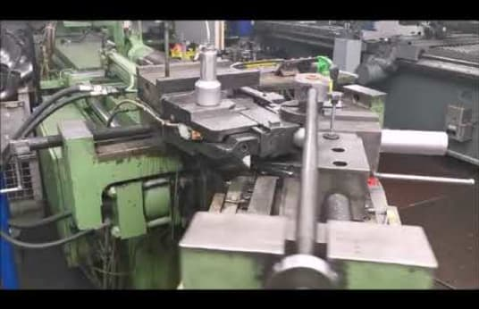 LANG EL-hy 90 S Tube-/Mandrel Bending Machine