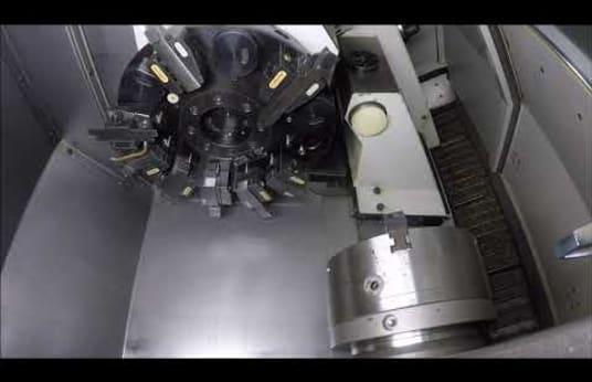 TRAUB TNA 300 CNC-Drehmaschine
