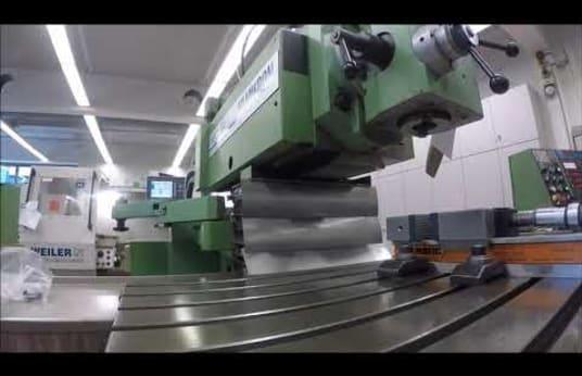 MIKRON WF 31 SA CNC Tool Milling Machine