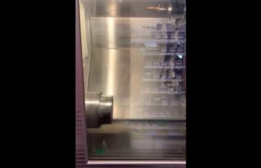 Centre de fraisage et tournage CNC GILDEMEISTER CTX 320 LINEAR V 5