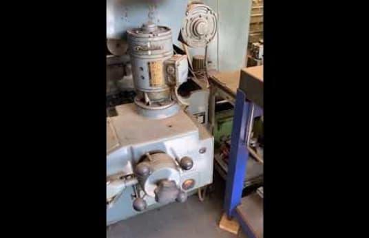 HERMINGHAUSEN SR 2 G Centreless Cylindrical Grinding Machine