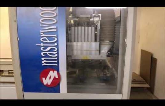 CNC obrábacie centrum MASTERWOOD PROJECT 3000