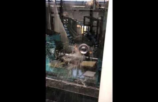 SCHNEEBERGER ARIES-NC 4 Tool Grinding Machine