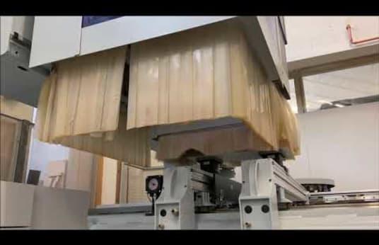 Обрабатывающий центр с ЧПУ HOMAG OPTIMAT BOF 211 Venture 13M