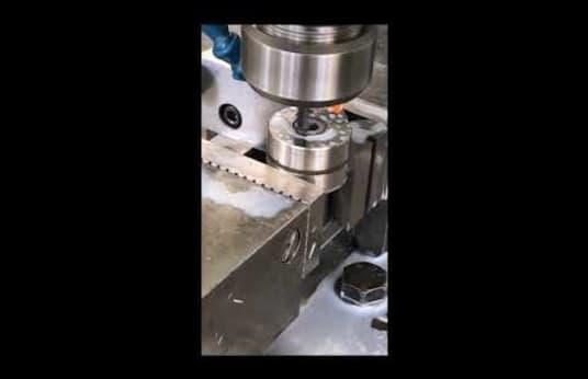 DECKEL FP2 NC CNC glodalica