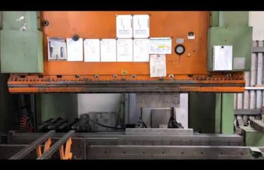 HÄMMERLE AP 300-3100 Hydraulický lis brake
