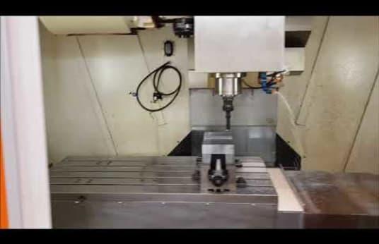 AGIE CHARMILLES MIKRON VCE 1200 PRO Vertikal-Bearbeitungszentrum