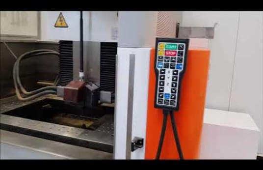 AGIE CHARMILLES EDM CUT 30 P Wire Eroding Machine