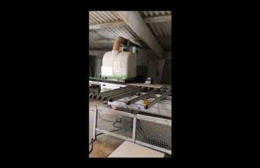CNC İşleme Merkezi BIESSE SKIPPER 100