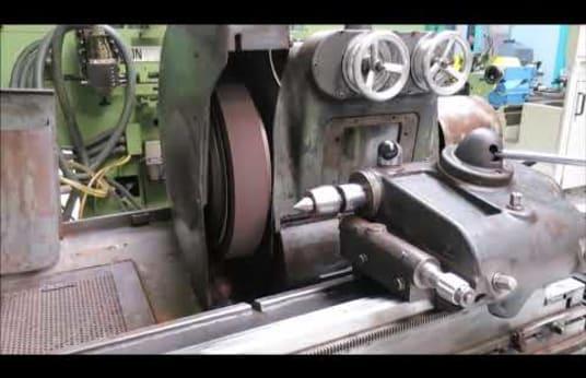 SCHMALZ R$ / 2500 Cylindrical Grinding