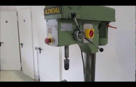 ALZMETALL AX 2 column drill