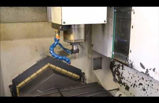 DECKEL MAHO DMC 50V CNC vertical machining center