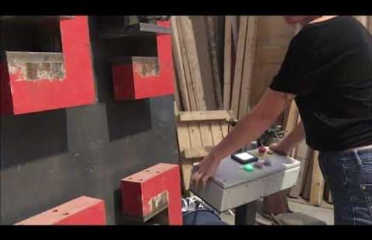 Контрольно-измерительное оборудование для мастерских PALLET SORTING SYSTEMS B.V. Düsseldorf Pallet Pers
