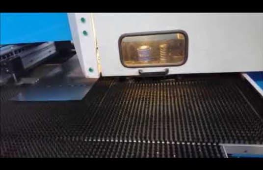 FINN-POWER A4 - 20FB Punch press