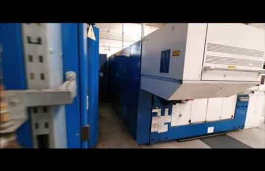 TRUMPF Trumatic L3030 Laser