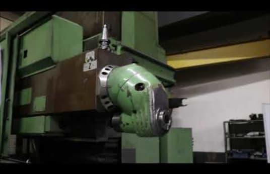 SORALUCE FS 5000 Gantry Type Milling Machine