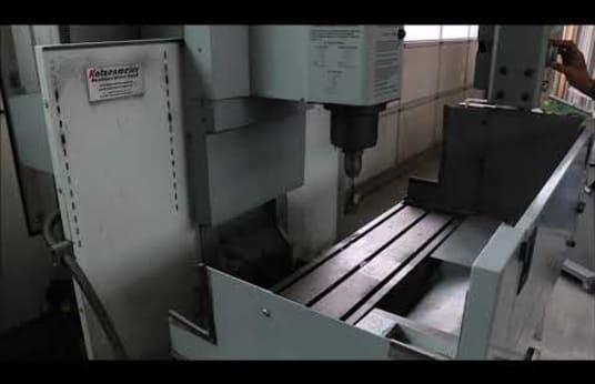 HAAS TM-2 HE Vertical Milling Machine