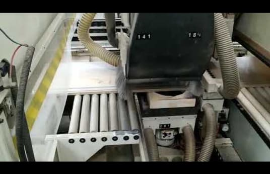 MORBIDELLI UNIX BT Flexible Machine Centre