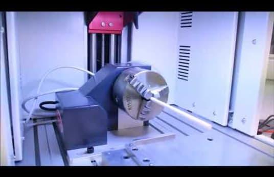 AUTOMATOR ARENA Laser-Markiermaschine