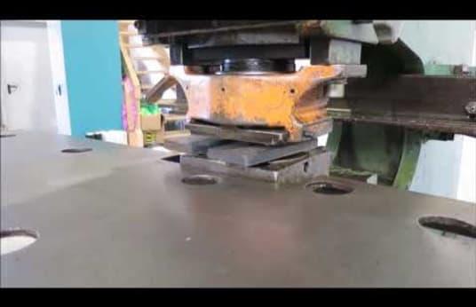 PEDDINGHAUS Hydraulic 600 Hydraulic punch