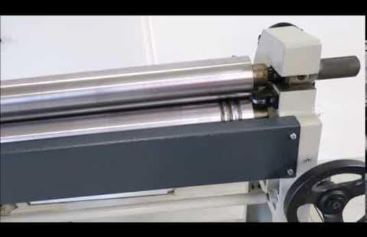 ISITAN MSM/1050/100 Sheet bending machine