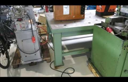 DEMAG DBM 68 DEMAG lifting magnet