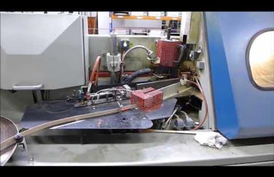 Mașină de aplicat cant OTT XM 2510F