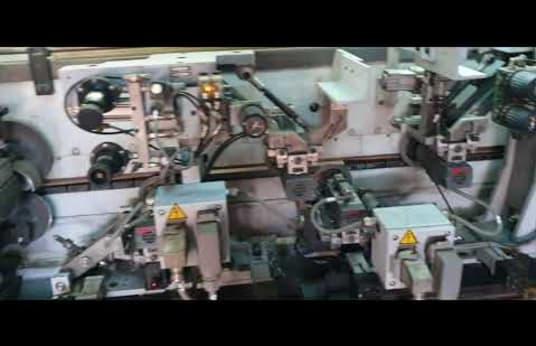 Кантослепваща машина HOMAG OPTIMAT KAR 310/5/A3 Unilateral