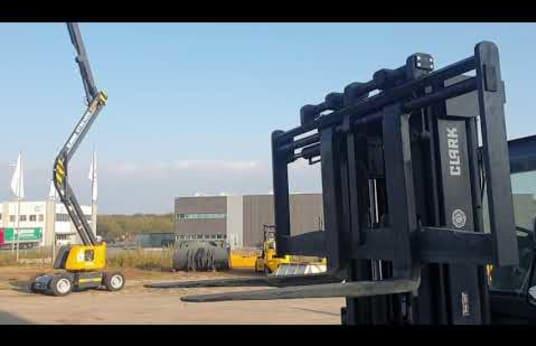 CLARK C 60 D DIESEL Forklift