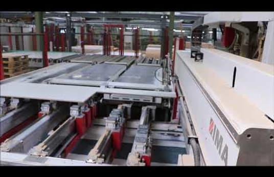 IMA BEAMER CUT 140-530 CNC-bewerkingscentrum/ Panel Saw