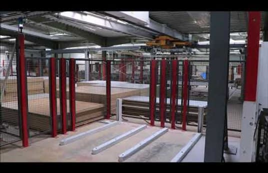 SCHELLING VS 12 Panel Storage