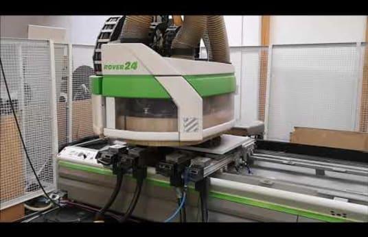 CNC İşleme Merkezi BIESSE Rover 24