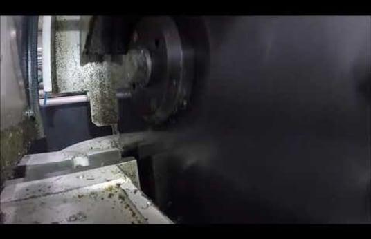 BEHRINGER/EISERLE VMS 370 PV High-Performance Metal Krožna žaga Machine