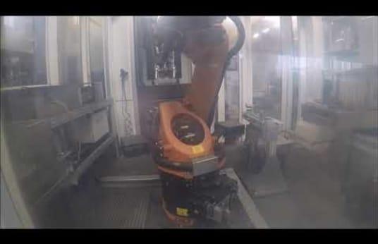 Robot industriel KUKA KR 30 - 3