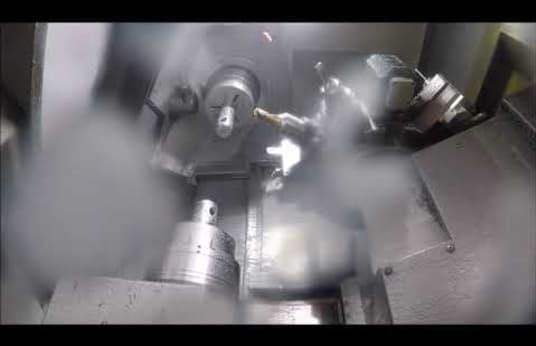 CNC fréza DMG MORI NLX 2500 SY/700