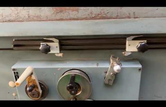 ELB Ambassador 6/3 VAI Síkköszörűgép