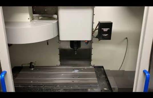 MIKRON VCE 750 G 3- Axis Megmunkáló központ