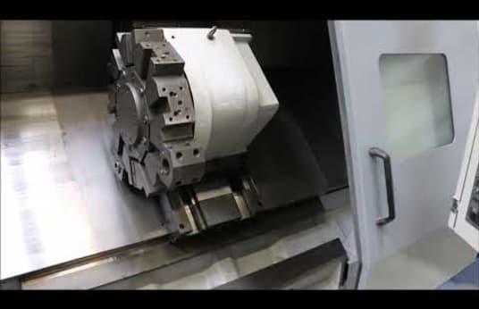 DOOSAN PUMA 350B CNC-Drehmaschine