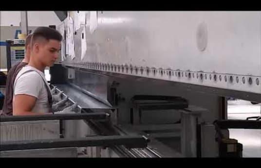 LVD PPEB-H 220/6100 CADMAN-7 Hidravlična stiskalnica Brake