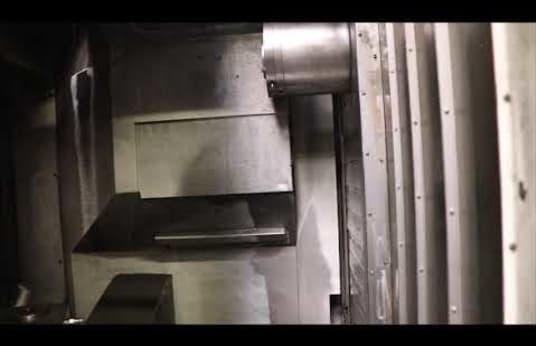 MAZAK FH-4800 40T Horizontal 4 Axes CNC Machining Centre