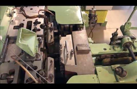 KOVOPOL THA 31/80R Wire Nail Making Machine