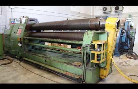 ILMA Metal Sheet Folding Machine