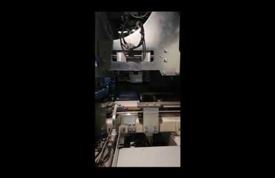 IMACO HIRTZ FK 800L Mașină de găurit CNC