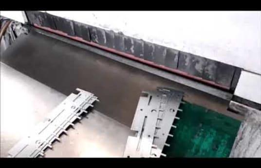 ERNST EM 5 / N 900 stroj za skidanje srhova