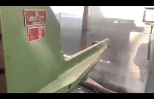 Cisaille guillotine LOTZE KSSHY 20