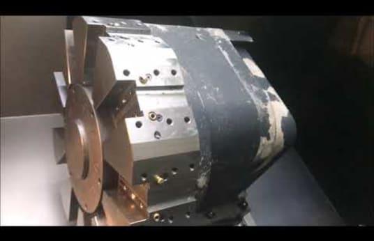 DOOSAN PUMA 400 B CNC-draaibank