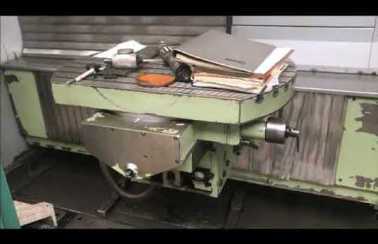 MAHO MH 800 E 2 CNC-Werkzeugfräsmaschine