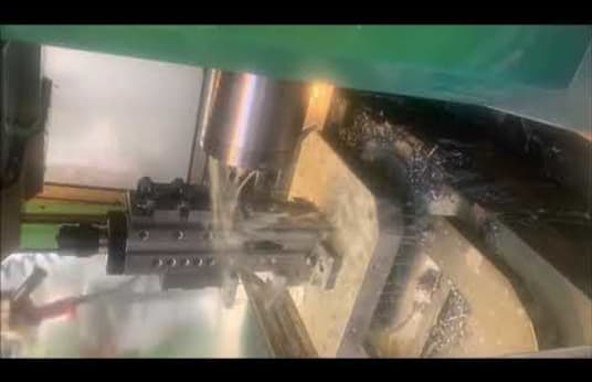 Centro de mecanizado horizontal MAZAK MAZATECH H-400